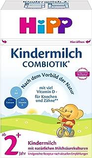 Hipp 喜宝 ComBiotik 2+ 有机益生菌幼儿配方奶粉 适合2岁龄以上 4 x 600 g (新老包装 随机发货)