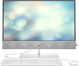"HP Pavilion 24-k0004ng 23.8"" / Full HD) 一体机 PC1M6A5EA  27 Zoll | QHD"