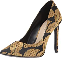 Nine West Women's Tatiana Printed Dress Pump US