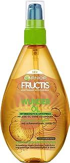 Garnier Fructis 消除 奇迹油 热保护 3 件装 (3 x 150 毫升)