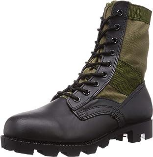 [ROSSCO] Jange靴、军靴 G.I. Type Olive Drab Jungle Boots (5080 宽)
