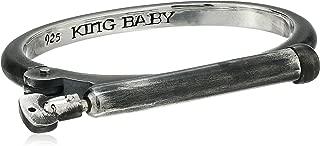 King Baby Heartbreaker 复古手环铰链袖口手链