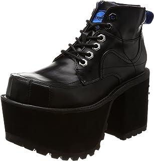 [YOSUKE] 靴子 厚底系带短靴 2600787
