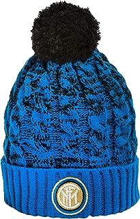 FC Inter In Cap Xx05,无性别无檐小便帽,蓝色,均码