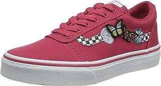 Vans 范斯 女童 Ward 帆布运动鞋