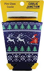 Coolie Junction 圣诞毛衣 品脱玻璃炫酷卫衣 多种颜色 ChristmasSweaterPint