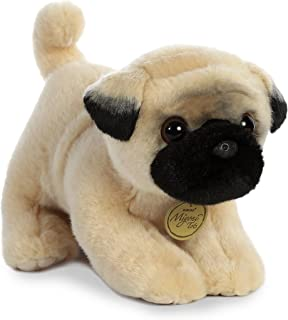 Aurora World Miyoni Pug Pup 毛绒玩具