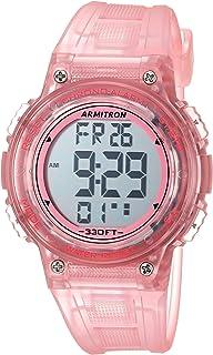 Armitron Sport 女式 45/7086 數字計時腕表