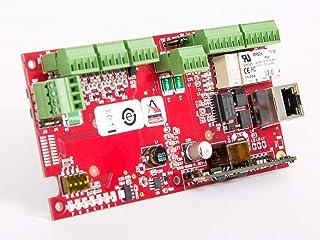 MERCURY MR62e 阅读器界面模块 w/PoE+(2 门,4 个读卡器,6 个输入,4 个输出)