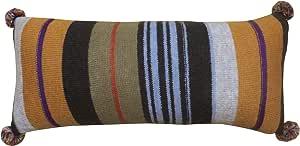 带有毛茸茸茸茹的护背垫 30×70cm Felis 藏青色 -