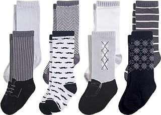 Hudson Baby 婴儿及膝袜,8 双装