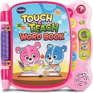 VTech Touch and Teach 亞馬遜*文字書籍,粉色
