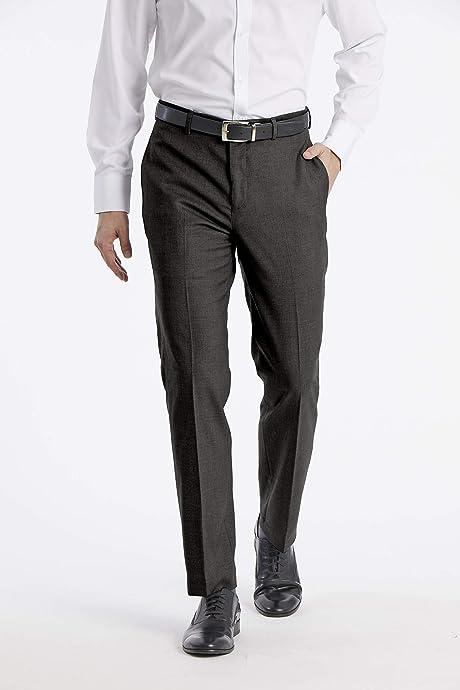 Calvin Klein 卡尔文克莱因 CK 修身款 男式西裤 3.2折$29.99 海淘转运到手约¥252 中亚Prime会员免运费直邮到手约¥277