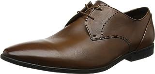 Clarks Chart Walk 男式系帶平底鞋