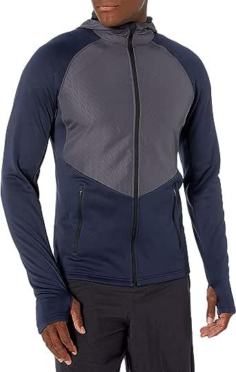 Craft 男士能量全拉链吸汗连帽训练夹克