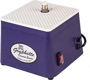 Gryphon 可转换专业彩色玻璃研磨机 紫色 Gryphette GRYPHETTE