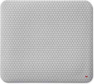 """3M 精确鼠标垫快速提高光学鼠标的精确度,并延长无线鼠标的电池寿命达 50% Non-skid Foam Back 9"""" x 8"""" Bitmap"""