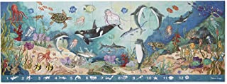 Melissa & Doug 找一找游戲 海浪之下益智游戲(48片,超過4英尺/約120cm長)