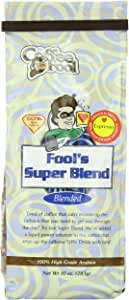 The Coffee Fool 意式咖啡,Fool's Super混合咖啡,10 盎司/283克