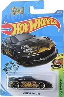 Hot Wheels 保时捷 911 GT3 RS 162/250,黑色