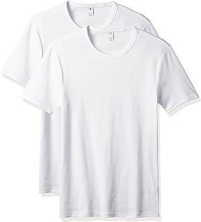 G-Star Raw 男式圆领T恤2件装