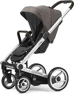 Mutsy Igo Farmer Edition 嬰兒車,銀色底盤