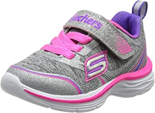 Skechers 女孩 Dream N 'dash - PePPY prance 训练
