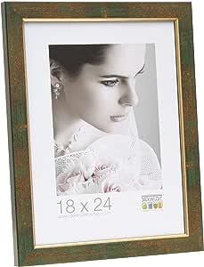 Deknudt Frames 相框颜色:绿色,照片尺寸:19.05 cm x 19.05 cm