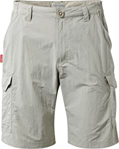 Craghoppers 男式 NAT Geo NosiLife 工装短裤