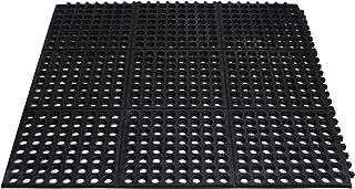 Miltex 16030 脚垫瑜伽*90 x 90 厘米,黑色