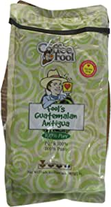 The Coffee Fool Guatemalan Antigua, Strong Drip Grind, 2 Pound