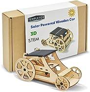 Templeton * DIY 太阳能汽车搭建套件 - STEM 男孩女孩玩具