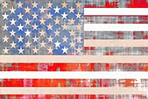 Parvez Taj 美国梦想艺术品 18 到 12 英寸 S13-269-C-18