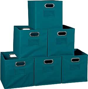 Niche Cubo 可折叠织物存储箱