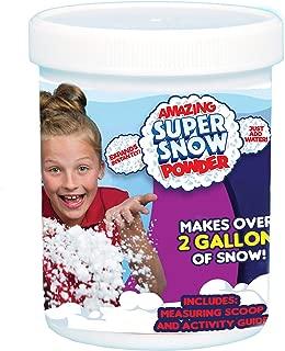 神奇玩具,Insta-人造雪罐裝玩具,可制造2加侖(約7.6升)