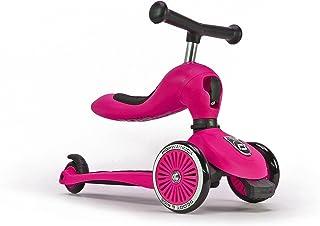 Scoot and Ride Highwaykick 1 滑板车和骑乘玩具(粉色)