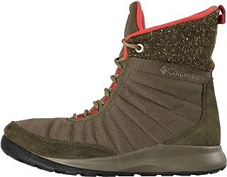 Columbia 女士 Nikiski 雪地靴