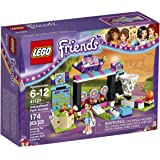 LEGO 6136480 朋友游乐园街道建筑套装(174 件)