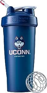 BlenderBottle 经典 NCAA 学院风摇瓶瓶 Uconn - Blue/Blue 28 oz. 218344