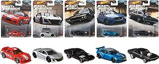 "Hot Wheels Wild Speed 高级混装""Full Force"" 2020 Mix3 【迷你车 10台装 盒装销售】 道奇Charger R / T(2辆)捷豹XE SV Project 8(2辆)17'讴歌 NSX(2辆)马自达R..."