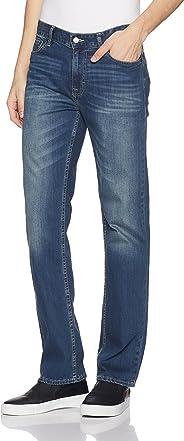 Calvin Klein 卡爾文·克萊恩 男式 直筒牛仔褲