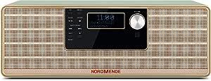 Nordmende Transita 320 高品质立体声微系统,带 CD 播放器,蓝牙,DAB + 和 FM 接收78-3011-02