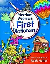 Merriam-Webster MER-274-1 *带插图的字典,精装