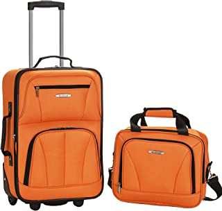 Rockland 行李两件套 橙色 均码