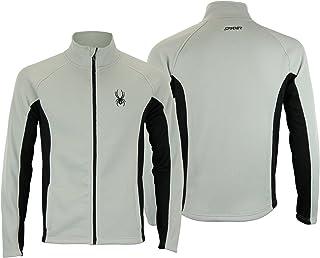Spyder 男式常量全拉链毛衣,颜色可选