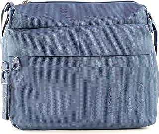 Mandarina Duck 女士 Md 20 手提包,均码 Mondlicht Blau Einheitsgröße