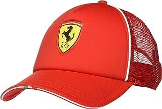 PUMA 男士 Ferrari Fanwear 卡车司机帽