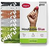 Sugru 塑形修复胶 天然色(亲肤配方 8只装)家用更安心