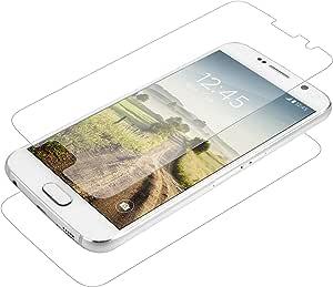 ZAGG InvisibleShield 隐私玻璃适用于三星 Galaxy S6GS6HXF-F00 HDX - 全身 透明
