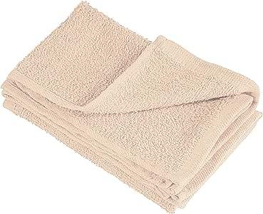 50 件套- 实惠廉价集会毛巾 天然 均码